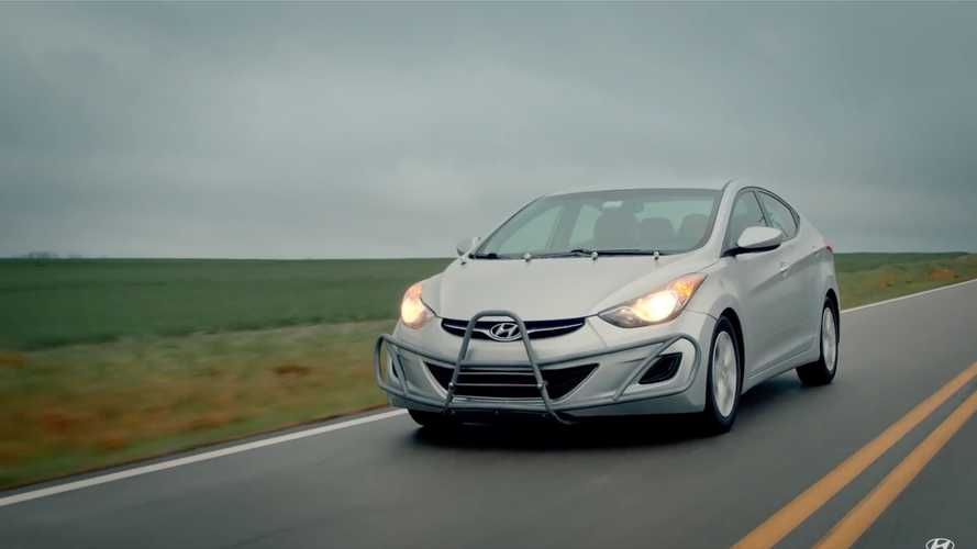 Hyundai Tells The Story Of The Million-Mile Elantra