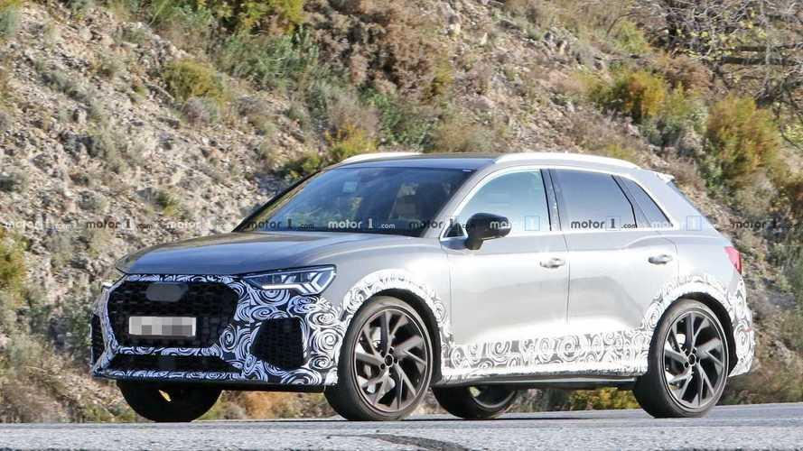 Photos espion (mars 2019) - Audi RS Q3