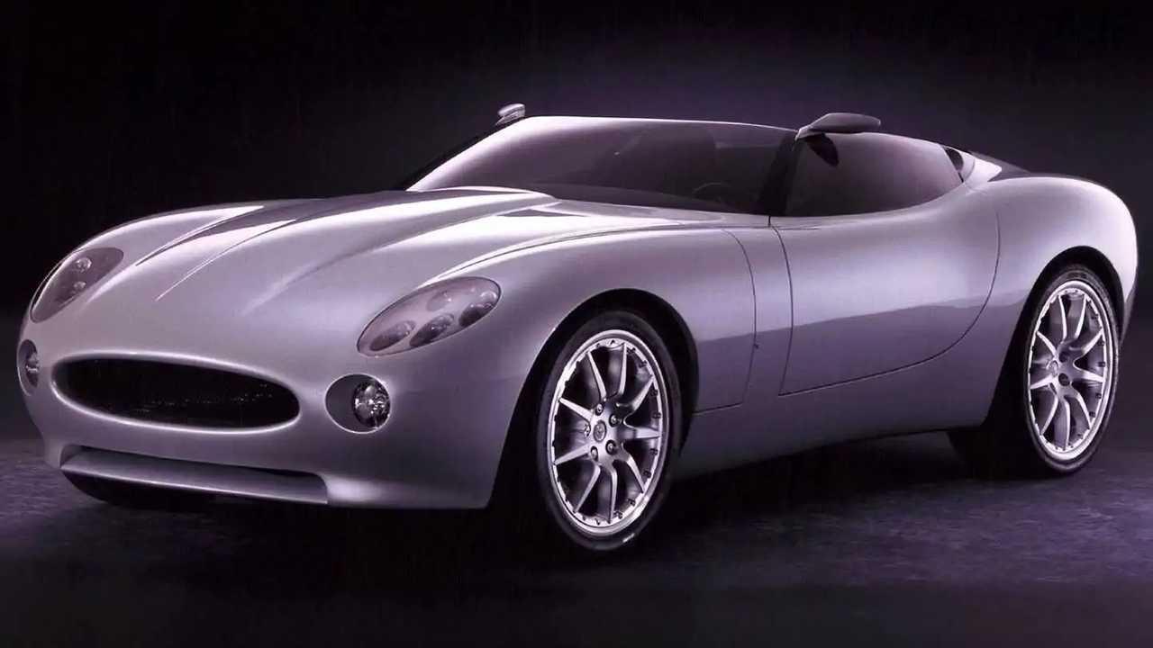 Jaguar F-Type Concept 2000