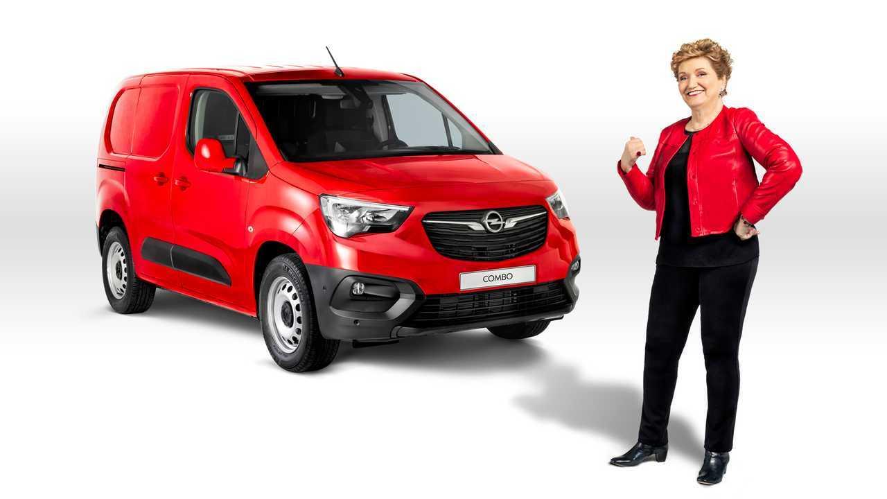 Visual Mara Maionchi_Veicoli Commerciali Opel