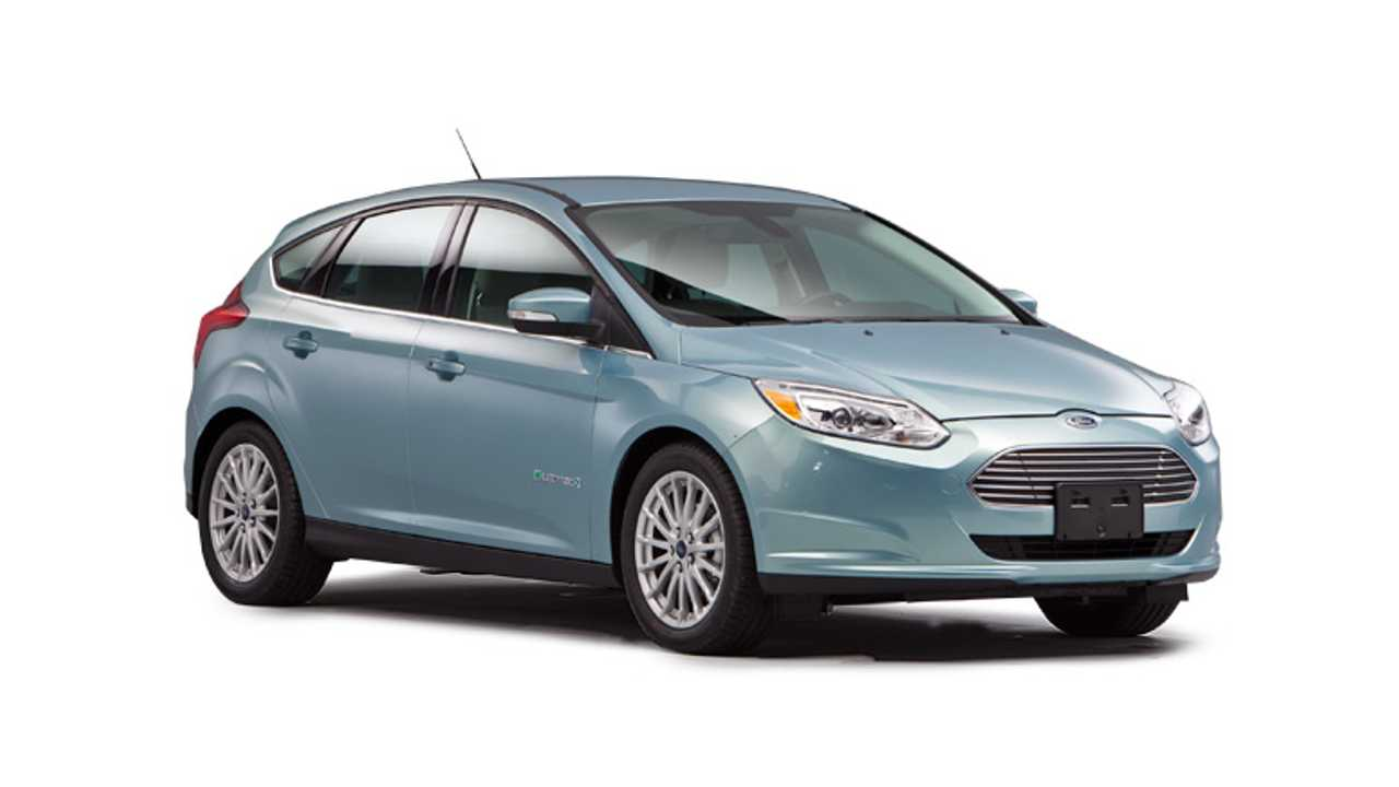 Ford Focus Electric and C-Max Energi Hit With Recall for Door Chime That Doesn't Chime