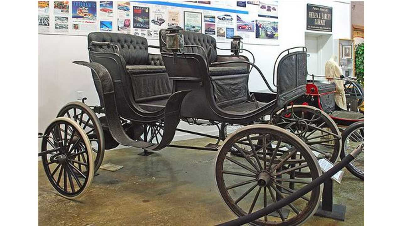 110 Years of Electric Vehicle History on Display This Weekend at Concours d'Elegance of America