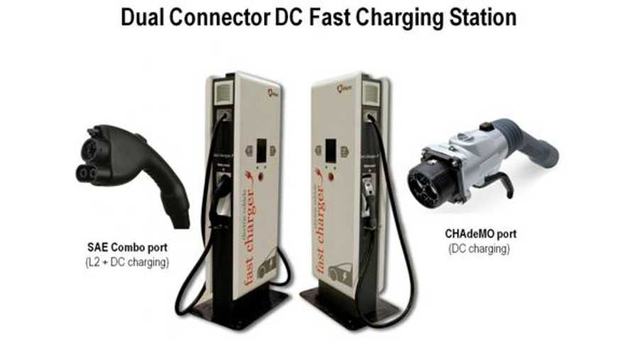 Efacec Becomes First Company to Receive ETL Certfication for SAE Combo Charger
