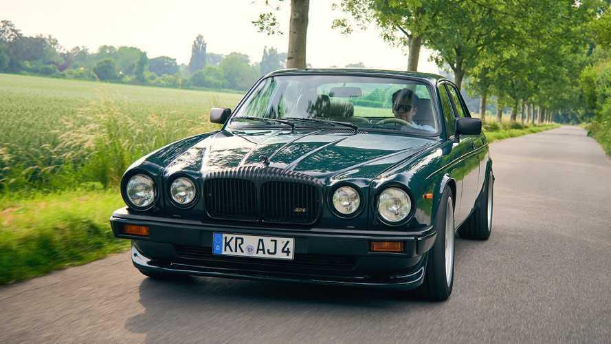 Arden AJ 4: Comeback des klassischen Jaguar-Tunings