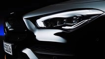 2020 Mercedes CLA Edition 1 teaser