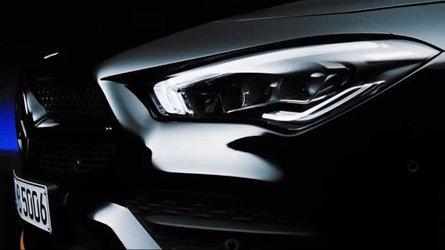 Nuova Mercedes CLA: domani il debutto, oggi il video teaser