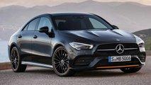 Mercedes CLA, vecchia e nuova a confronto