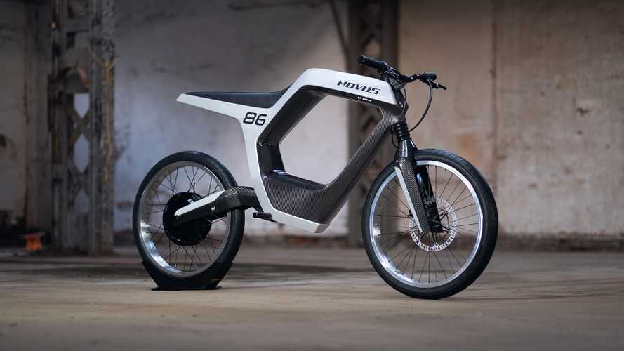 The Novus Electric Motorcycle Is Elegant, But Pricey