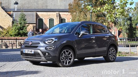 Essai Fiat 500X (2019) - Un léger lifting
