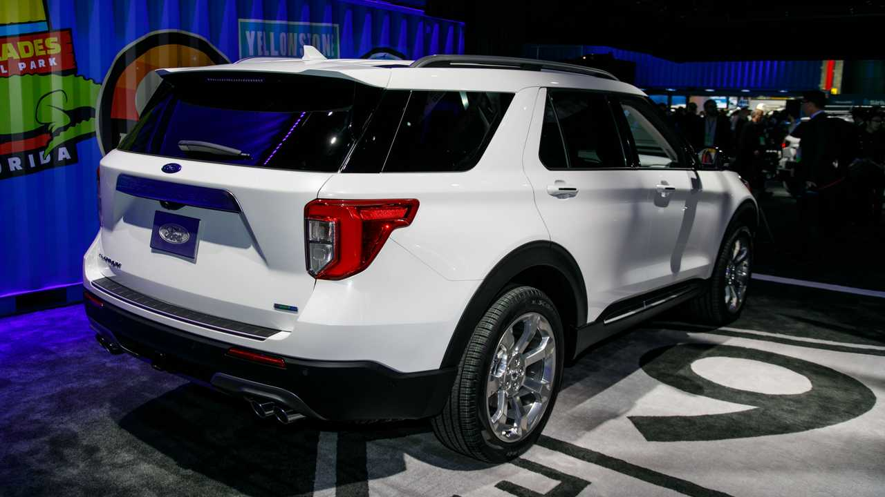 Most Expensive 2020 Ford Explorer Costs 64 610