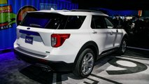 2020 Ford Explorer Live NAIAS