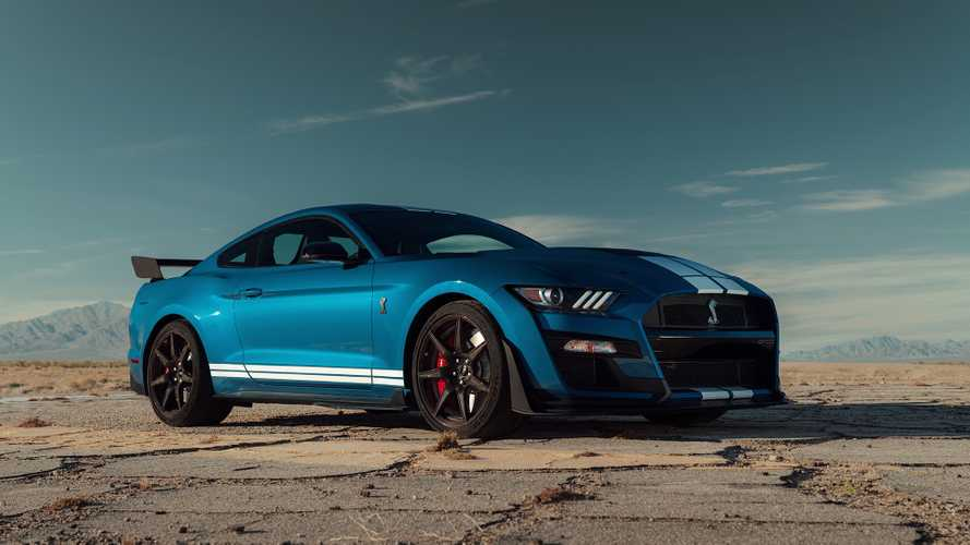 Enter To Win The New 760-HP Ford Shelby Mustang GT500