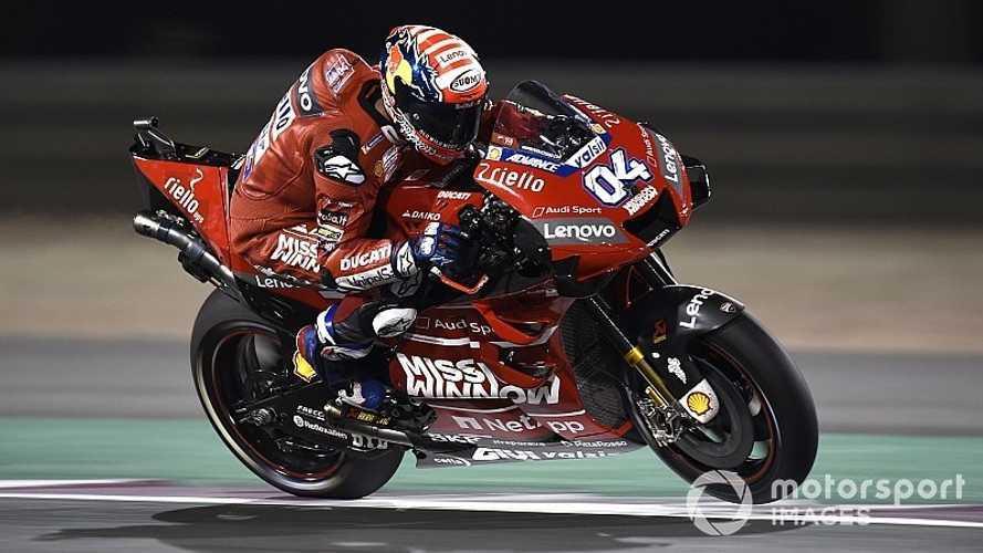 Moto GP: Dovizioso derrota Márquez com troco na última curva por vitória no Catar