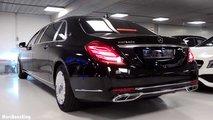 2019 Mercedes-Maybach S600 Pullman Guard
