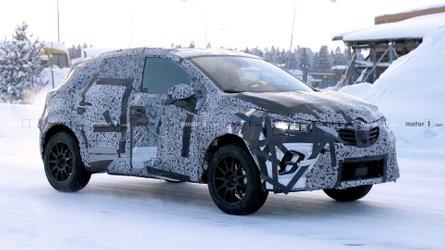 Flagra: Renault Captur 2020 se apronta para estreia em setembro