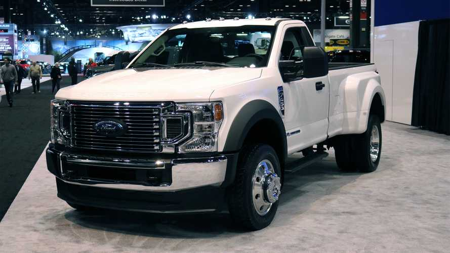 2020 ford super duty live  motor1 photos