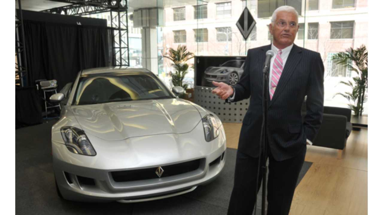 Bob Lutz Is Also The