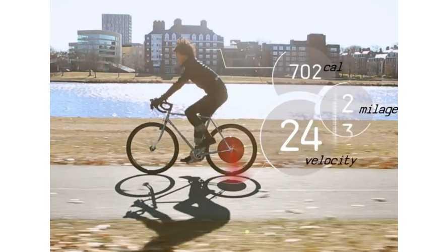 Video: MIT-Backed Copenhagen Wheel On Sale Now - Gives Your Bike 31 Miles Of Range