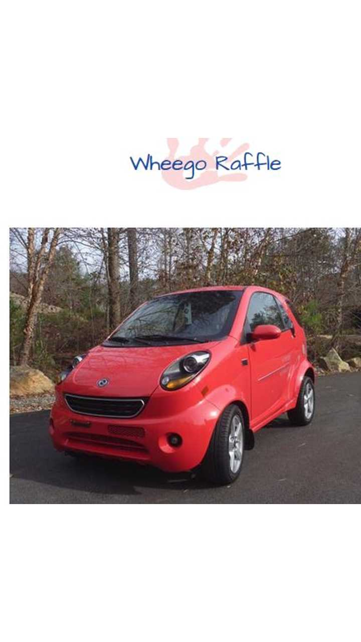 Advocates For Children Raffling Off EV to Raise Funds for Much-Needed Minivan