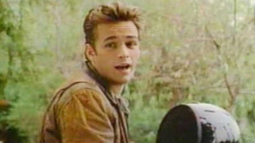 Actor And On-Screen Biker Luke Perry Dead at 52