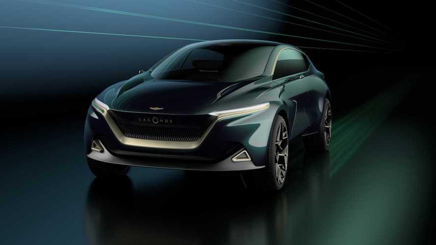 Lagonda All-Terrain konsepti, ilginç tasarımı ile Cenevre'de