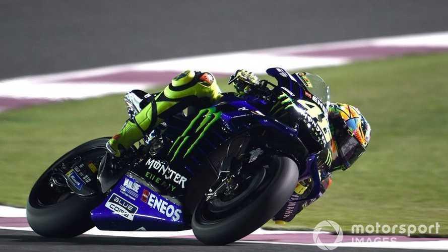 Los horarios del GP de Qatar de MotoGP llegan cargados de novedades