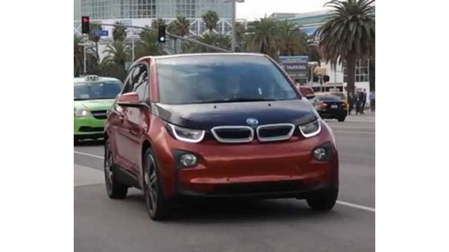 BMW Outlines US Sales Approach For i3 and i8
