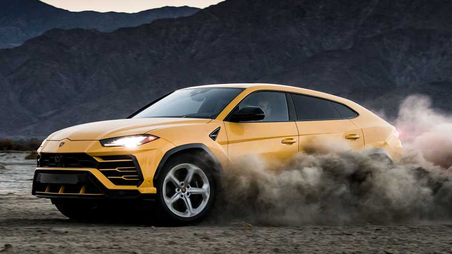 Lamborghini Urus performance version allegedly on the way