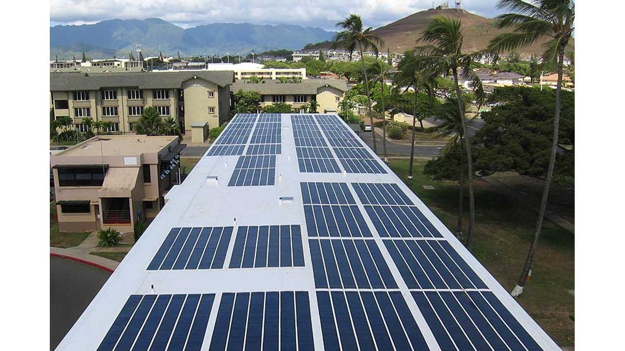 Solar is the way to go in Hawaii