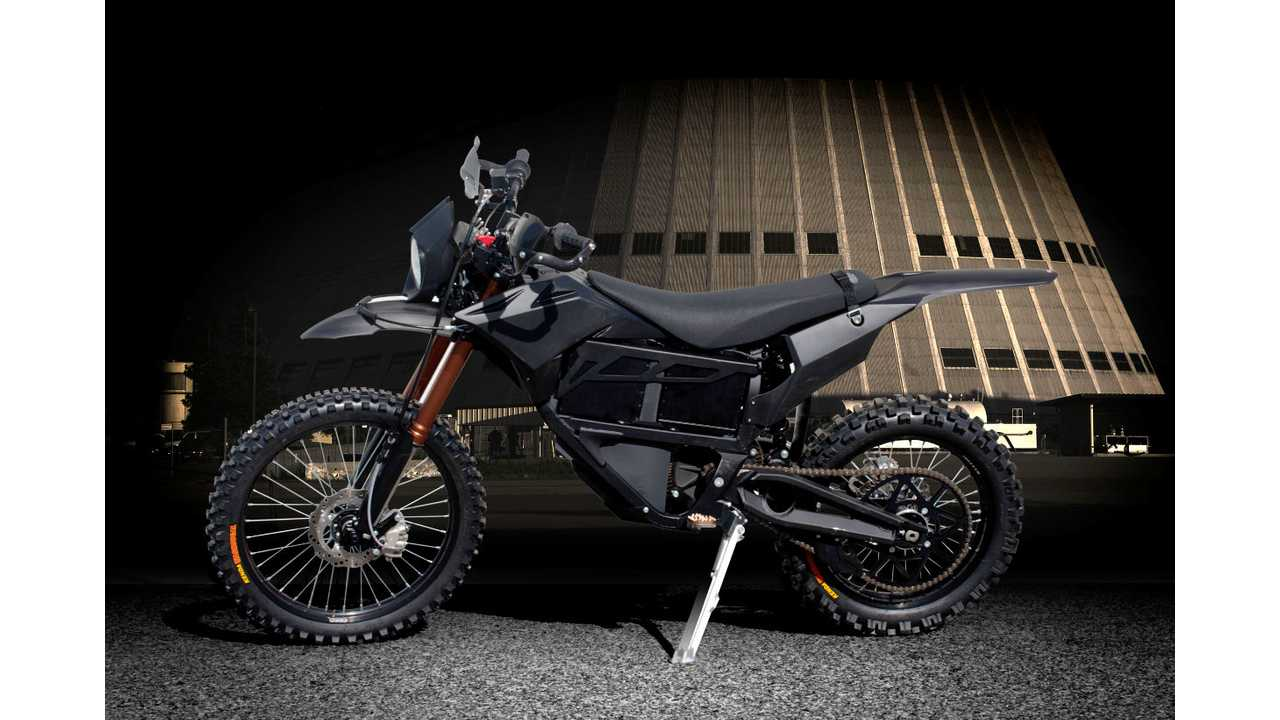US Special Forces Looking for Deadly Silent Two Wheeler; Might Find What It's Seeking in Zero Motorcycles 2013 MMX