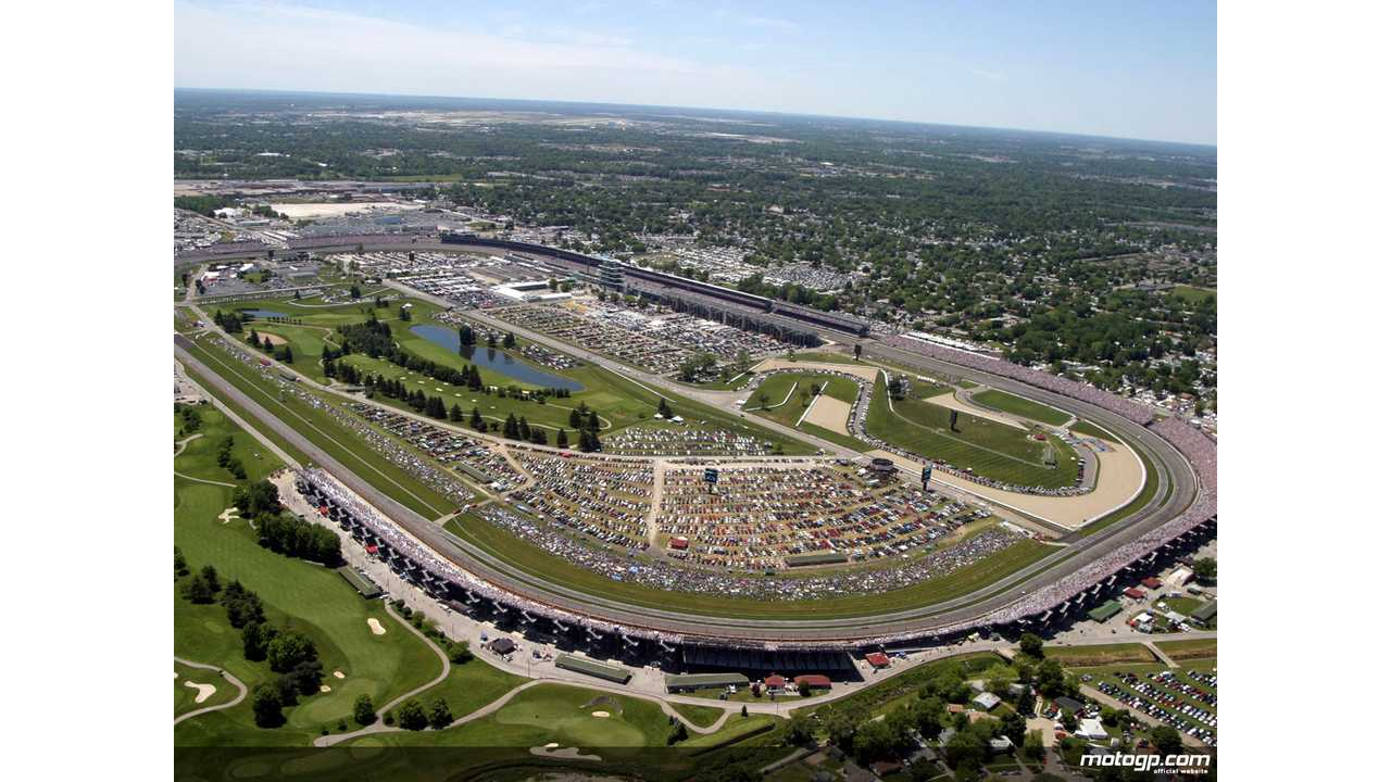 Electric Motorcycles Headed to Indianapolis Motor Speedway for FIM eRoadRacing Series in August