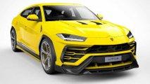 Lamborghini Urus by Vorsteiner
