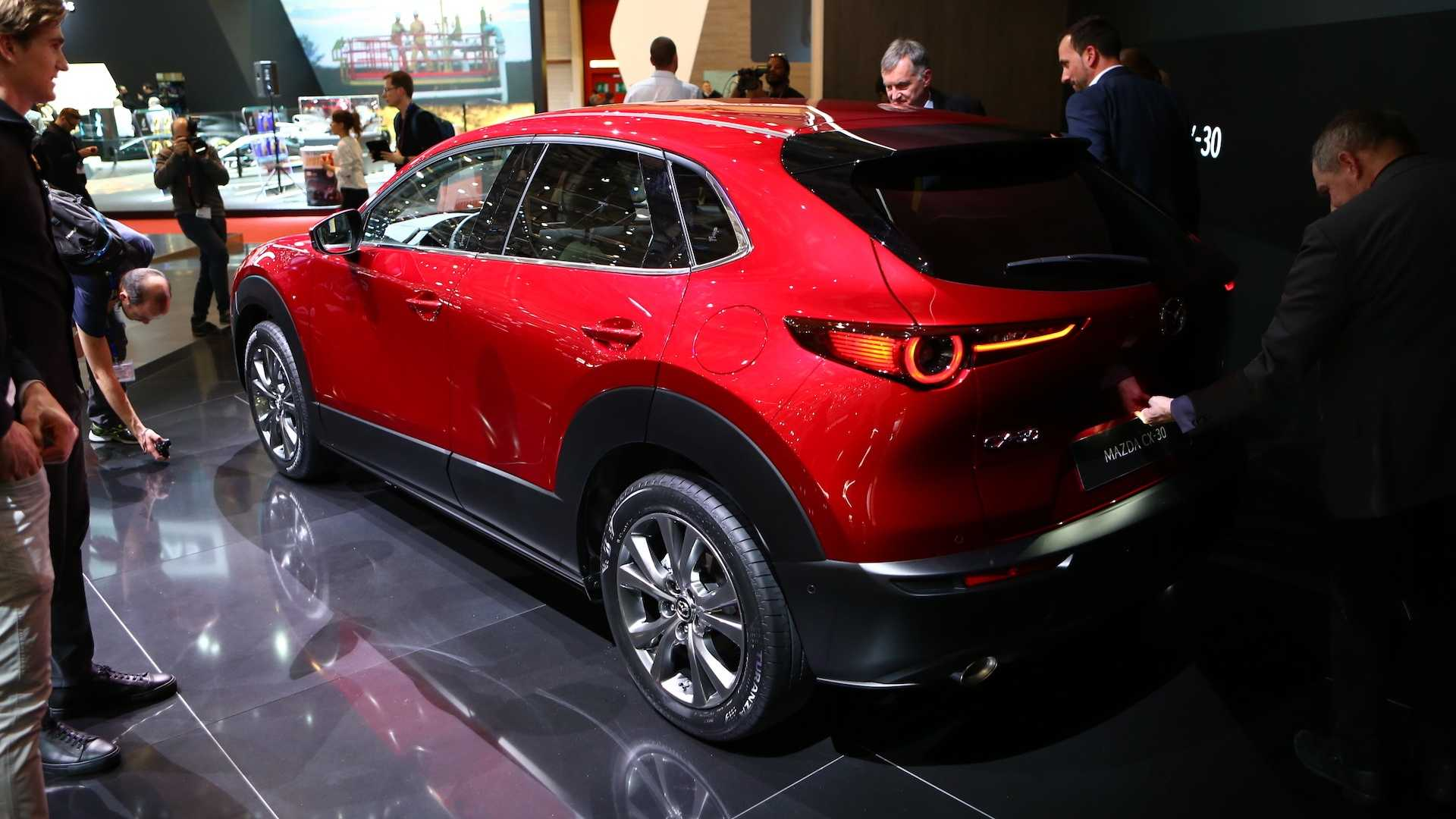 Difference Between Mazda 3 And 6 >> 2020 Mazda CX-30 Vs The Competition: What's The Difference?