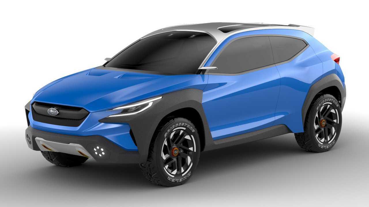 Worst: Subaru Vision Adrenaline Concept