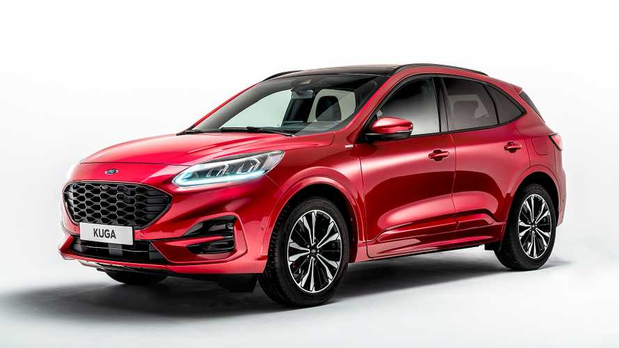 New Ford Kuga Will Cost Less Than 24k When It Arrives Next Year