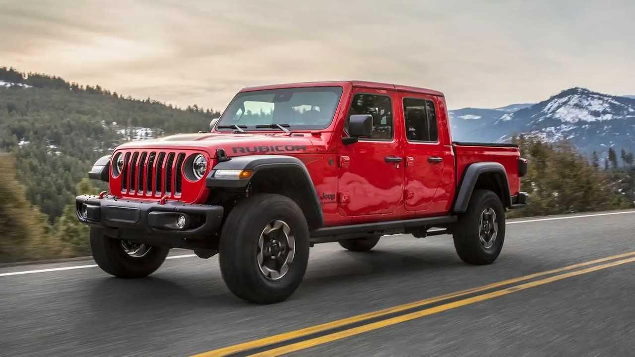 Jeep Gladiator 2020: Première conduite
