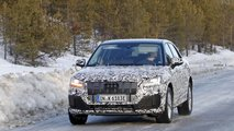 Audi Q2 L E-Tron spy photo