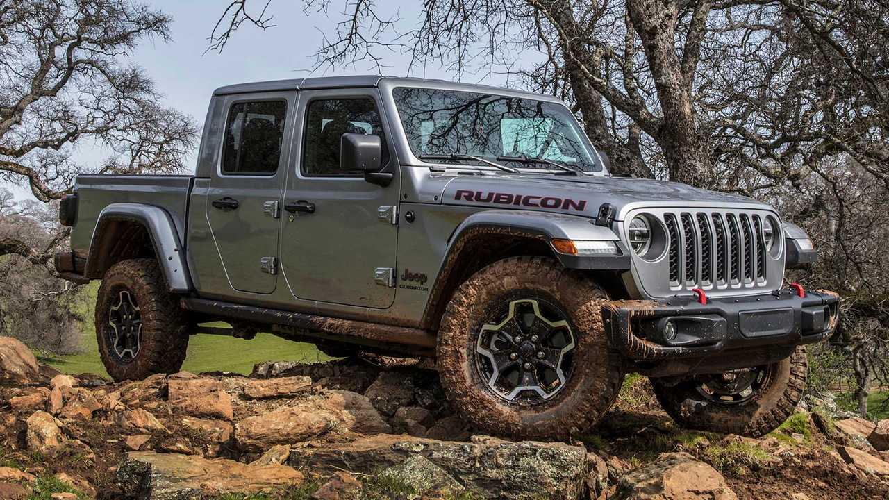 2020 Jeep Gladiator: First Drive