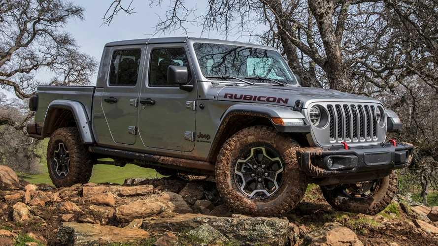 2020 Jeep Gladiator First Drive: Off-Road, Haul, Do It All
