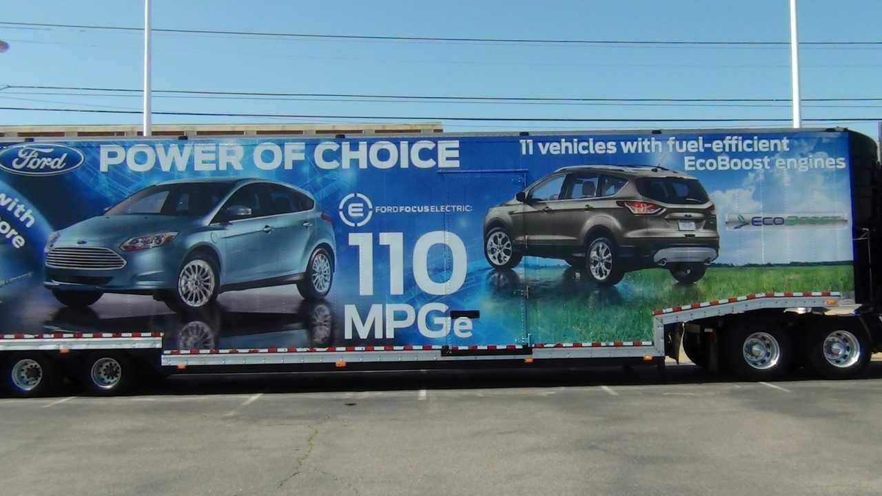 Richmond Ford Focus Electric Test Drive Event - Conclusion