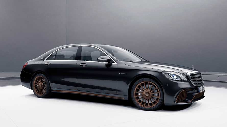 Mercedes-AMG S 65 Final Edition schickt V12 in Rente