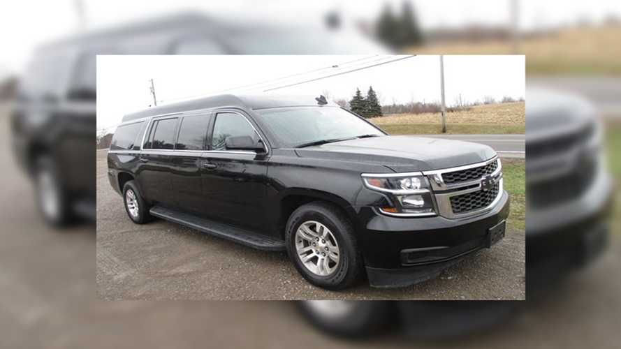 Buy This Chevy Suburban Limo, Be The CEO Of Your Neighborhood