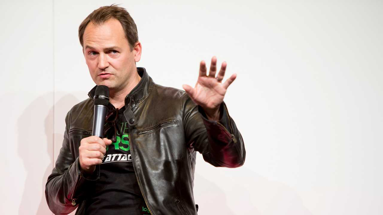 Top Gear's former Stig Ben Collins