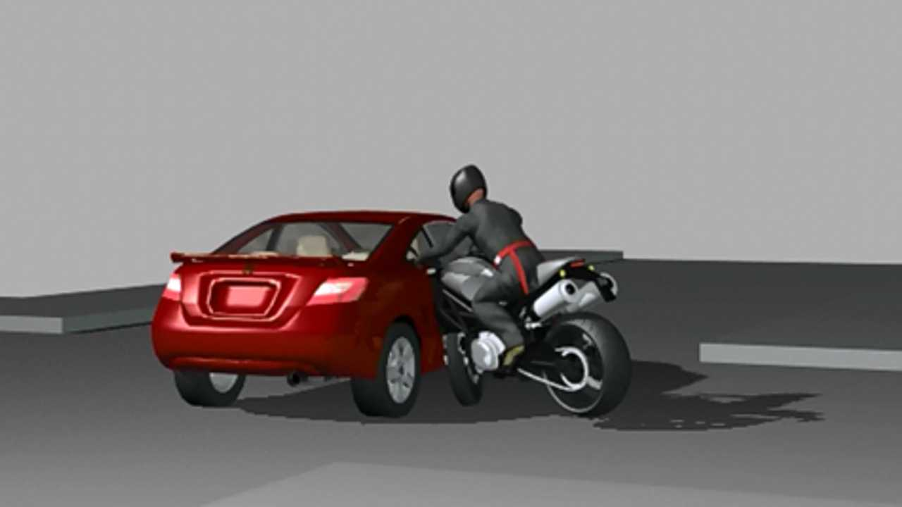 Automatic Airbags For Motorcyclists
