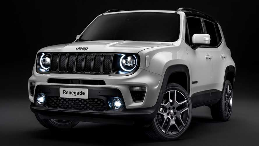 Jeep présente le Renegade S et le Compass Night Eagle