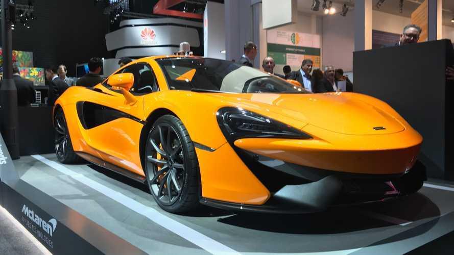 MWC 2019, il futuro dell'auto passa anche da qui