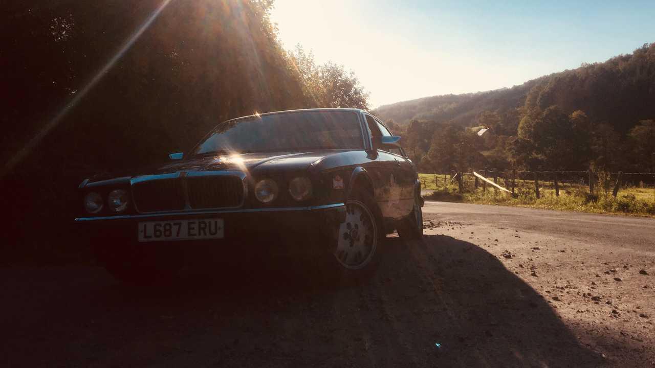 Endurance rallying in a $500 Jaguar XK40
