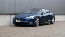 H&R Sportfedern für Tesla Model S