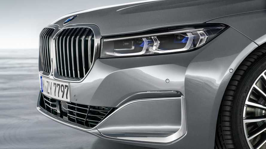 BMW 7 Series Facelift Designer Explains The Giant Grille