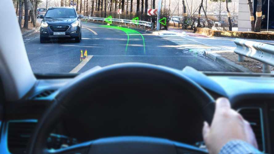 Il primo navigatore auto a realtà aumentata è Hyundai
